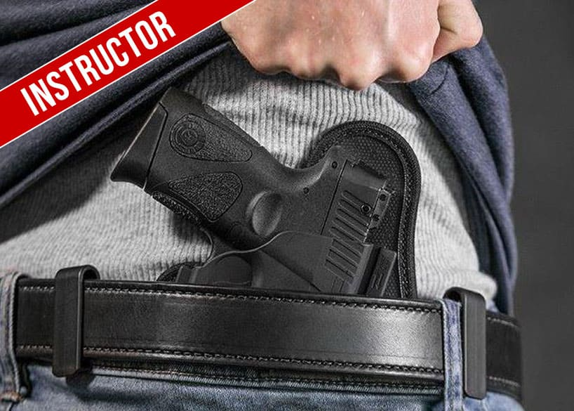 Instructor: NRA Conceal Carry Weapon (CCW) Course