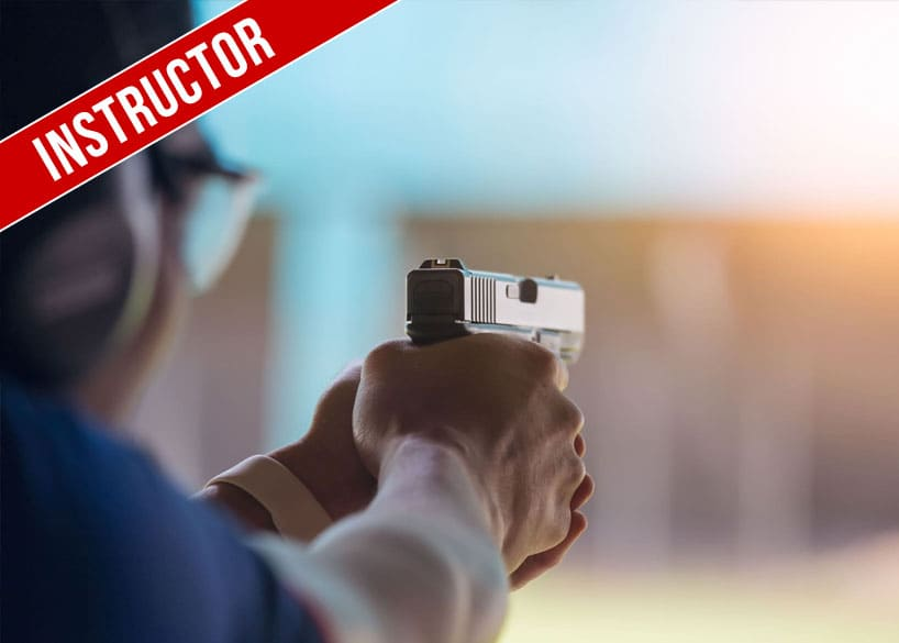 Instructor: NRA Pistol Shooting Course