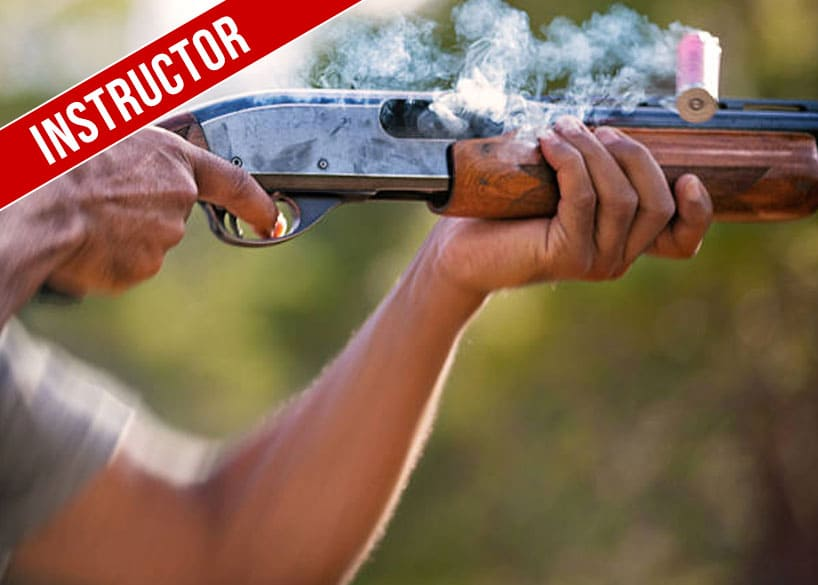 Instructor: NRA Shotgun Shooting Course