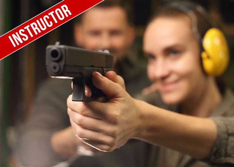Instructor: NRA Personal Protection Outside The Home Course