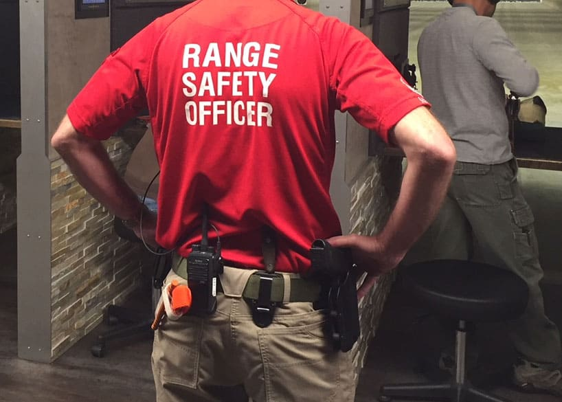 NRA Range Safety Officer Certification
