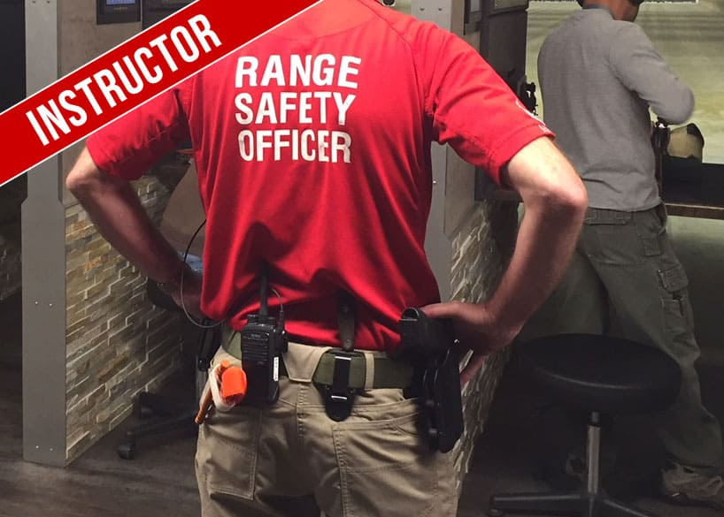 NRA Chief Range Safety Officer Certification